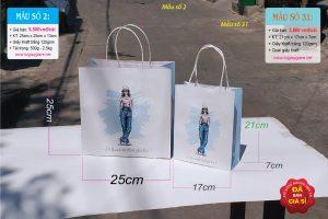 Túi đựng quần áo nữ