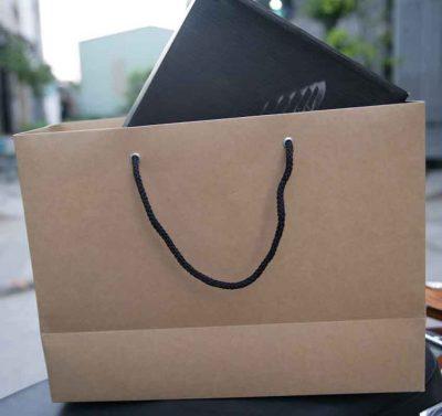 Túi giấy giá rẻ, Túi giấy Kraft