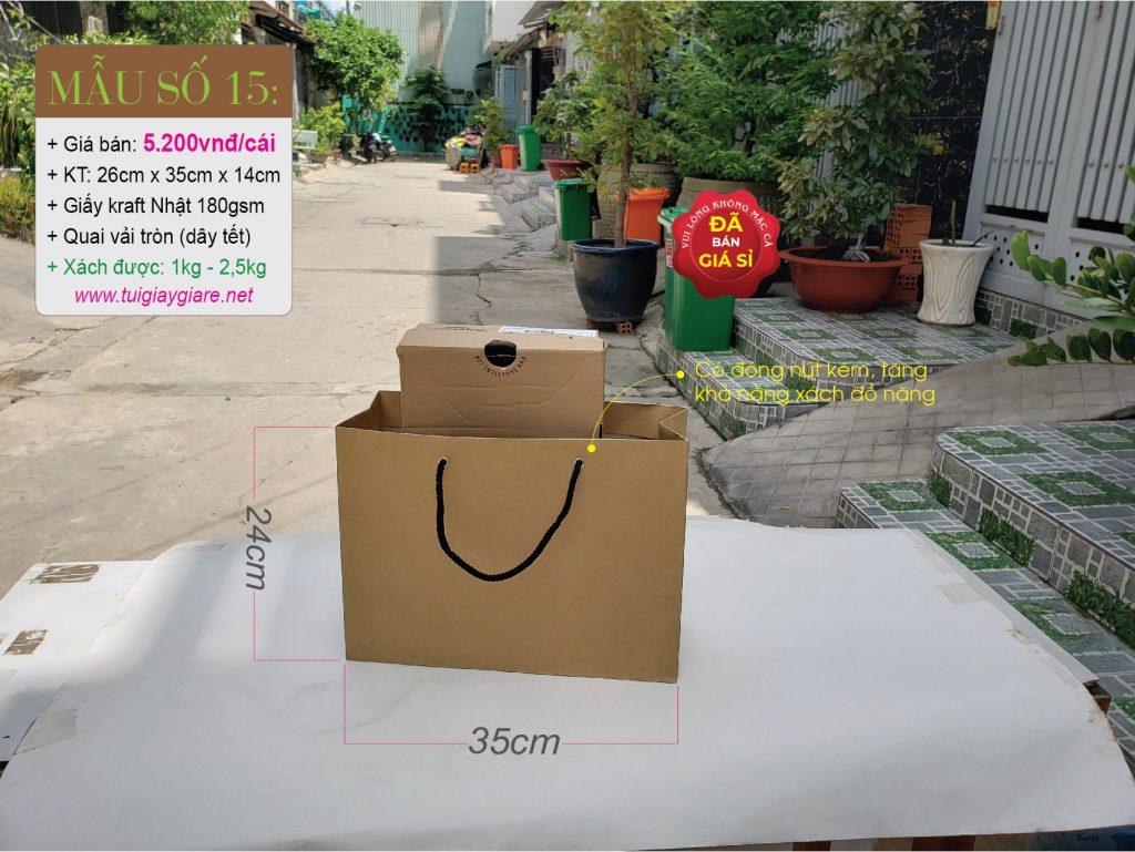 Túi đựng hộp giày Nam