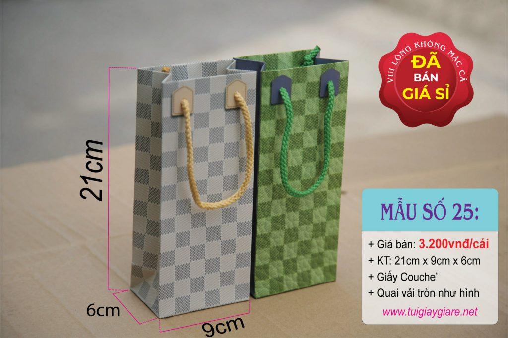 Túi giấy đựng Mắt kính
