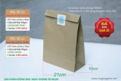 Túi giấy môi trường