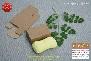 Hộp giấy handmade
