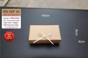 Hộp quà tặng mini