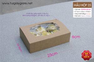kraft paper box